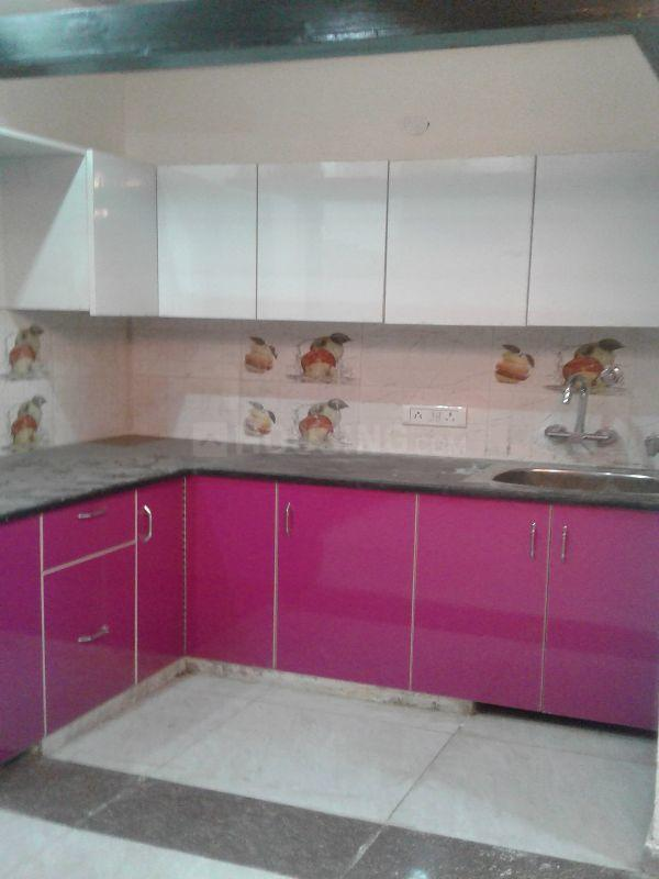 Kitchen Image of 550 Sq.ft 1 BHK Independent Floor for rent in Vaishali for 7000