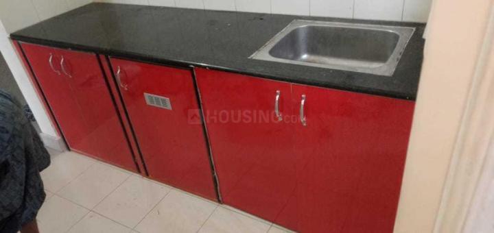 Kitchen Image of 1160 Sq.ft 3 BHK Apartment for rent in Godrej Prakriti, Sodepur for 12760
