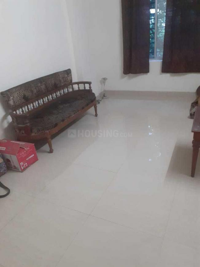 Living Room Image of 450 Sq.ft 1 BHK Apartment for rent in Chinar Park for 5500