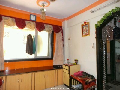Gallery Cover Image of 490 Sq.ft 1 BHK Apartment for buy in Kopar Khairane for 4500000