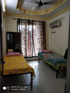 Gallery Cover Image of 855 Sq.ft 2 BHK Apartment for rent in Ghansoli for 26000