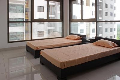 Bedroom Image of 704 B7 Blue Ridge in Hinjewadi