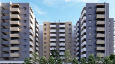 Gallery Cover Image of 1195 Sq.ft 2 BHK Apartment for buy in Qualitas Nestilo, Tellapur for 4780000