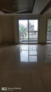 Gallery Cover Image of 2700 Sq.ft 3 BHK Independent Floor for rent in Greater Kailash for 120000