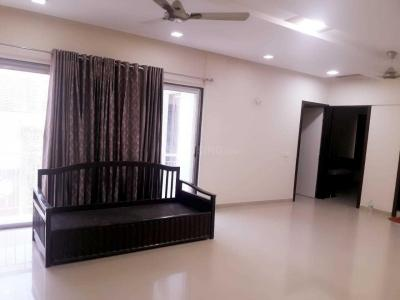 Gallery Cover Image of 1350 Sq.ft 3 BHK Apartment for rent in Sangath SKYZ, Koteshwar for 22000