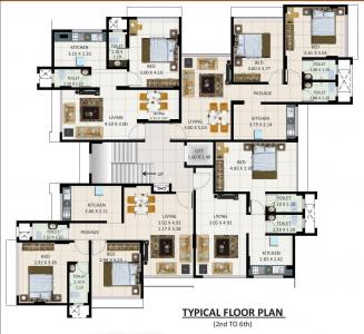 Gallery Cover Image of 387 Sq.ft 1 RK Apartment for buy in Andheri West for 8200000