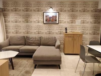 Gallery Cover Image of 700 Sq.ft 2 BHK Apartment for rent in Sumit Sumit Artista, Santacruz East for 65000