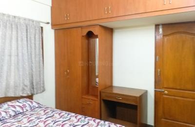 Bedroom Image of Rakesh Nest #g01 in Marathahalli