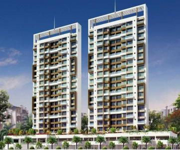 Gallery Cover Image of 1550 Sq.ft 3 BHK Apartment for buy in  Sai Proviso Apartment, Kopar Khairane for 18000000