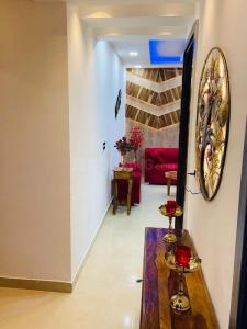 Living Room Image of 1300 Sq.ft 3 BHK Apartment for buy in Ambesten Twin County, Noida Extension for 3250000