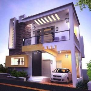 Gallery Cover Image of 900 Sq.ft 2 BHK Independent House for buy in Kattupakkam for 5900000