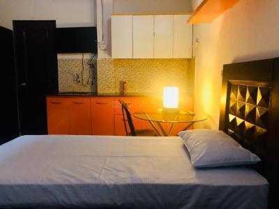 Bedroom Image of Aviss Homes PG in Sector 43