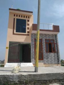 Gallery Cover Image of 650 Sq.ft 2 BHK Independent House for buy in Bahadarabad for 1050000