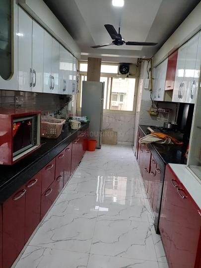 Kitchen Image of 2100 Sq.ft 3 BHK Apartment for rent in Sector 11 Dwarka for 46000
