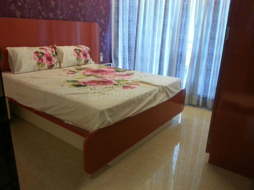 Living Room Image of 200 Sq.ft 1 RK Villa for rent in Kopar Khairane for 6500