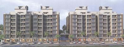 Gallery Cover Image of 1197 Sq.ft 2 BHK Apartment for buy in Vihaan Sarthak Era, Sargasan for 4500000