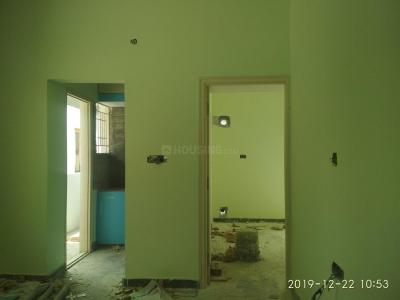 Gallery Cover Image of 450 Sq.ft 1 BHK Apartment for rent in Jogupalya for 23000