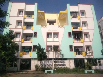 Gallery Cover Image of 1235 Sq.ft 2 BHK Apartment for rent in Perungudi for 30000
