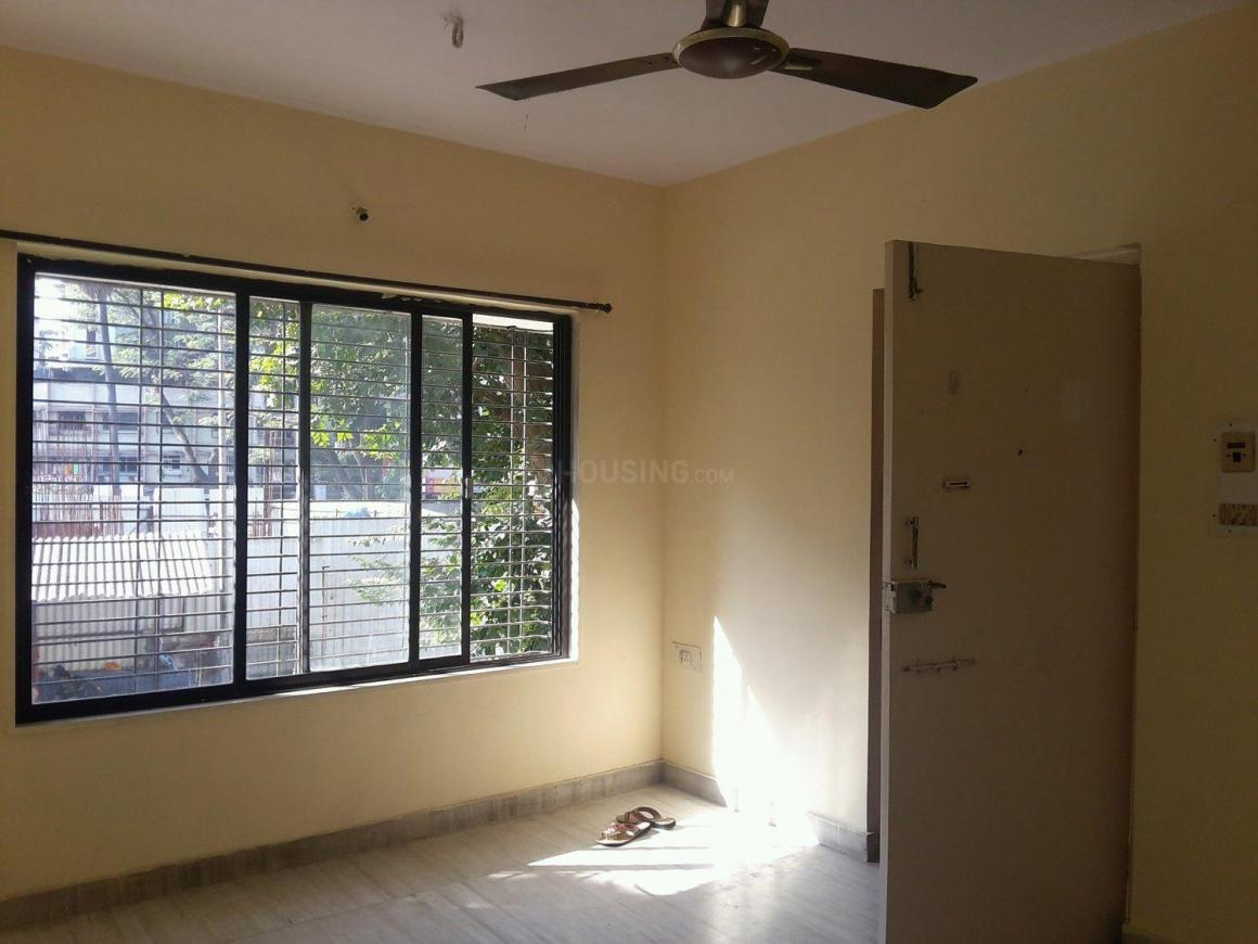 Living Room Image of 600 Sq.ft 1 BHK Apartment for rent in Mulund East for 20000