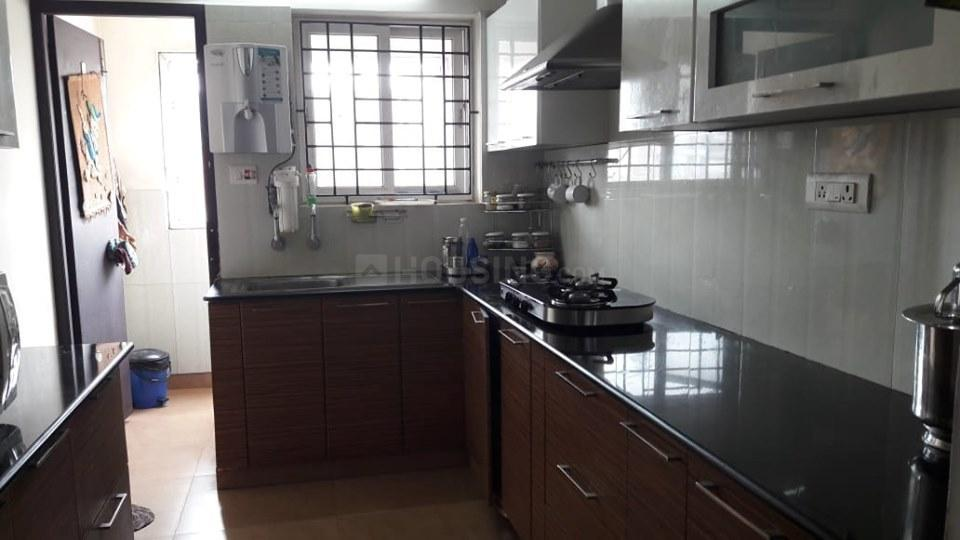 Kitchen Image of 1438 Sq.ft 3 BHK Independent Floor for buy in Nungambakkam for 16500000