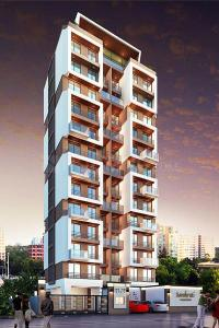 Gallery Cover Image of 1050 Sq.ft 2 BHK Apartment for buy in VR Sanskruti, Ulwe for 8500000