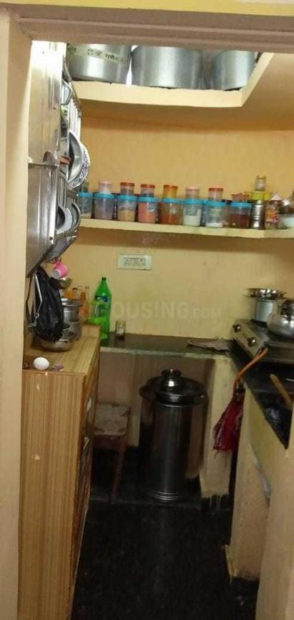 Kitchen Image of 900 Sq.ft 3 BHK Independent House for buy in Karwan for 3000000