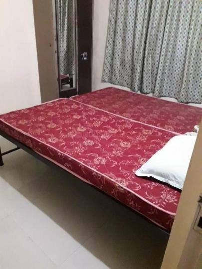 अंधेरी ईस्ट में पेइंग गेस्ट के बेडरूम की तस्वीर