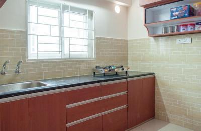 Kitchen Image of Katam Flat No 401 in Banjara Hills