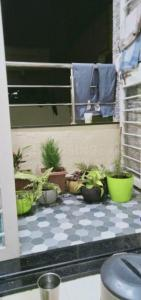 Gallery Cover Image of 450 Sq.ft 1 RK Independent Floor for rent in Hadapsar for 4500