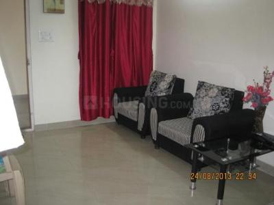 Gallery Cover Image of 735 Sq.ft 1 BHK Apartment for rent in Red Wood, Akshayanagar for 11000