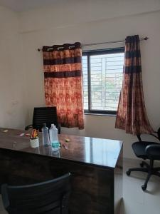 Gallery Cover Image of 150 Sq.ft 1 RK Independent Floor for rent in Trimurti Nagar for 5000