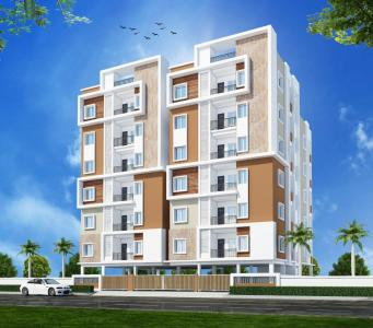 Gallery Cover Image of 1125 Sq.ft 2 BHK Apartment for buy in Manikanta Residency, Nizampet for 3900000