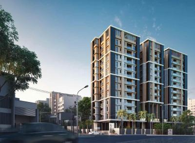 Gallery Cover Image of 1086 Sq.ft 3 BHK Apartment for buy in Eden Bella Vista, Beliaghata for 9270000
