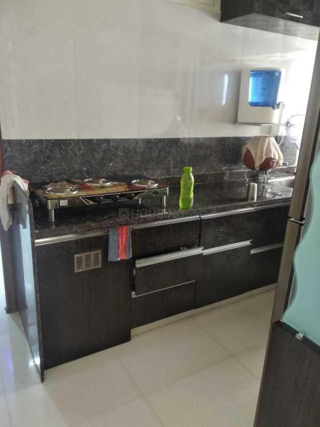 Kitchen Image of 1020 Sq.ft 2 BHK Independent Floor for buy in New Ranip for 4000000