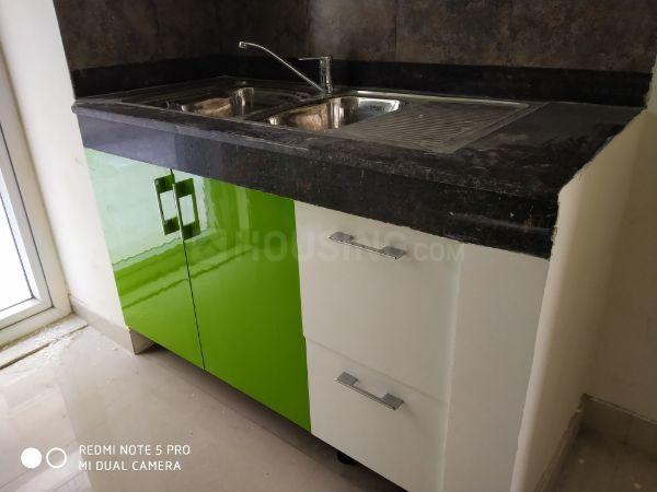Kitchen Image of 1356 Sq.ft 3 BHK Independent Floor for rent in Sector 70A for 24500