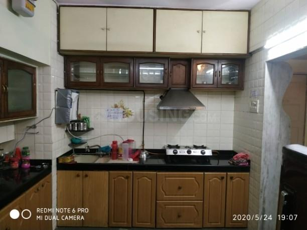 Kitchen Image of Paying Guest Room For Girl in Dadar West