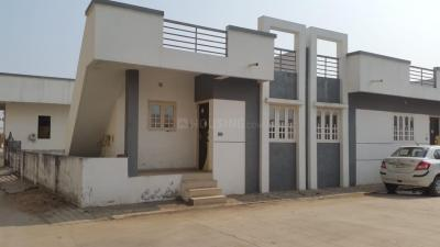 Gallery Cover Image of 740 Sq.ft 1 BHK Independent House for buy in Dream Residency, Maneja for 2500000