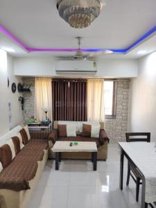 Gallery Cover Image of 653 Sq.ft 1 BHK Apartment for rent in N G Complex, Andheri East for 30000