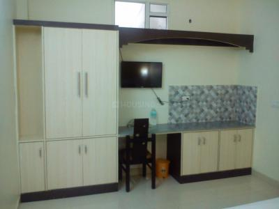 Kitchen Image of Gaurav Residency PG in Sector 30
