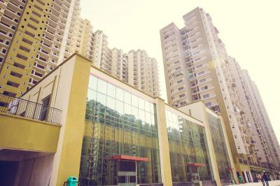 Gallery Cover Image of 1540 Sq.ft 3 BHK Apartment for buy in Trident Embassy, Noida Extension for 5544100