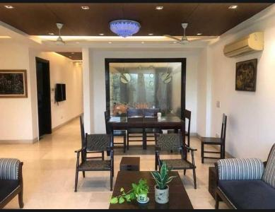 Gallery Cover Image of 4500 Sq.ft 4 BHK Independent Floor for rent in Malviya Nagar for 140000