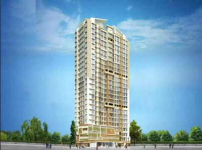 Gallery Cover Image of 660 Sq.ft 2 BHK Apartment for buy in The Baya Victoria, Byculla for 17500000