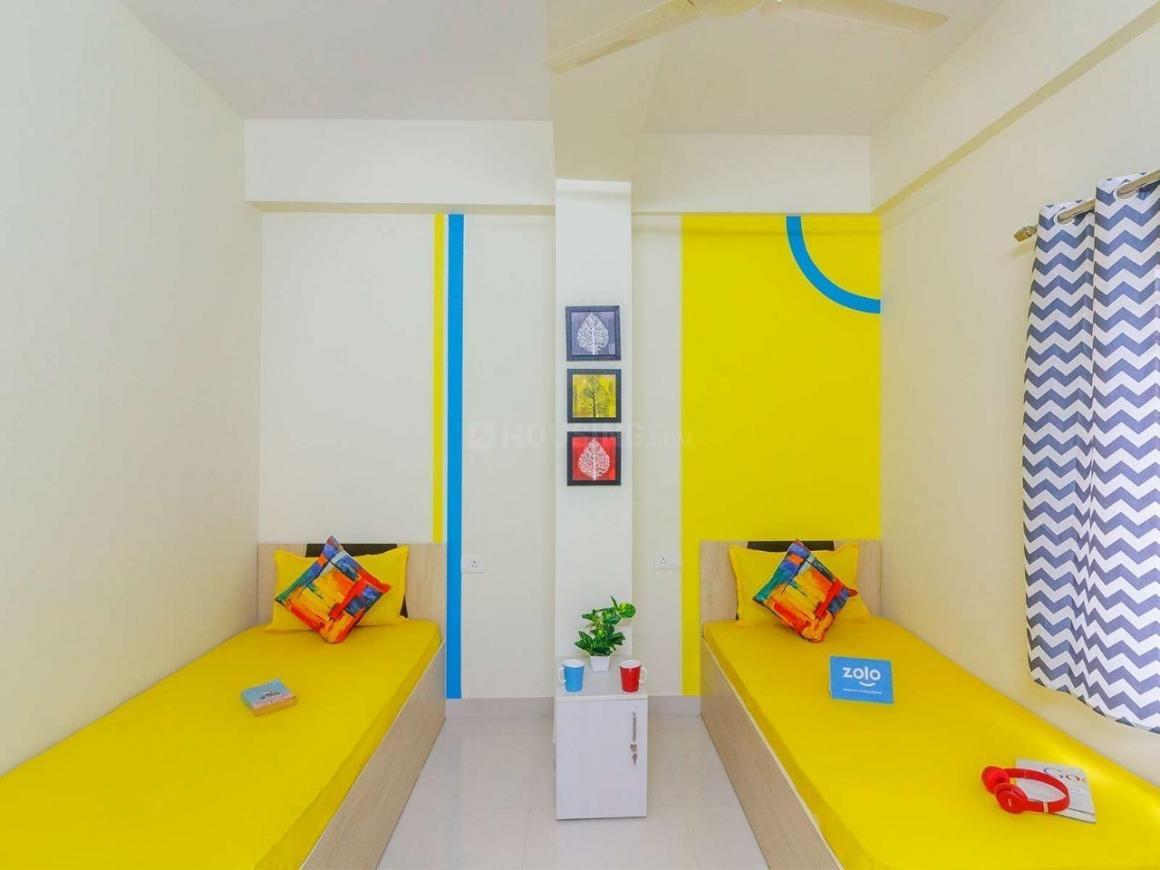 Bedroom Image of Zolo Phantom PG in Yeshwanthpur
