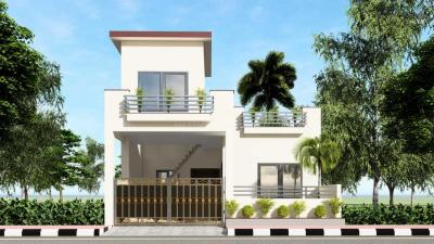 Gallery Cover Image of 1000 Sq.ft 2 BHK Independent House for buy in Dharsania for 1800000