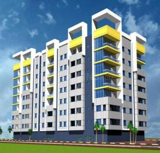 Gallery Cover Image of 1550 Sq.ft 3 BHK Apartment for buy in Mikado Onkar Tower, Garia for 7400000