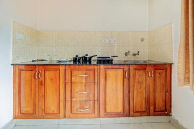 Kitchen Image of Oyo Life Blr1566 Btm Layout in BTM Layout
