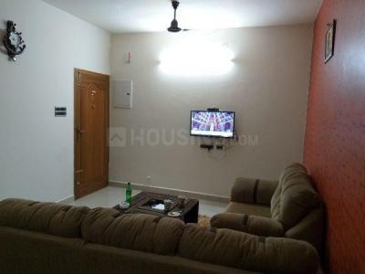 Gallery Cover Image of 855 Sq.ft 2 BHK Independent Floor for buy in The Nest Passion, Medavakkam for 5400000