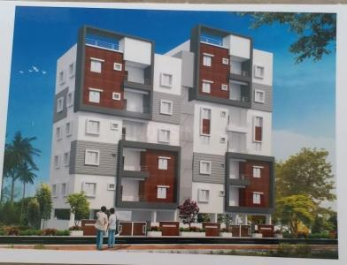 Gallery Cover Image of 1350 Sq.ft 2 BHK Apartment for buy in Hyder Nagar for 7830000