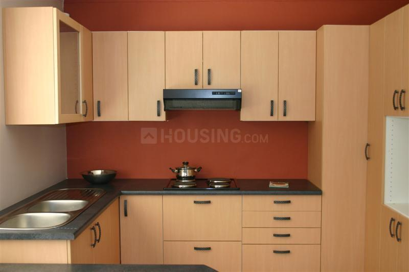 Kitchen Image of 1710 Sq.ft 2 BHK Apartment for buy in Chembur for 27000000