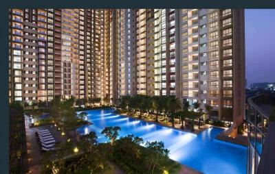 Gallery Cover Image of 750 Sq.ft 1 BHK Apartment for buy in Sheth Vasant Oasis, Andheri East for 9500000